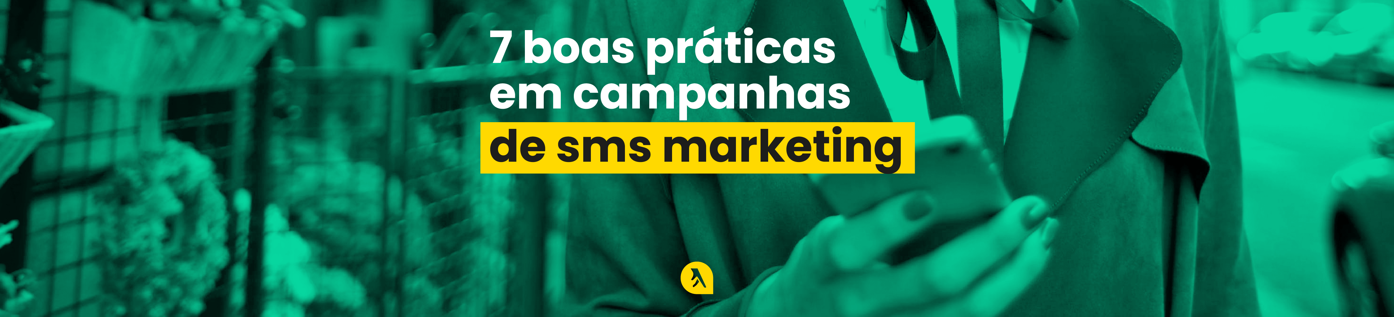 Campanhas SMS Marketing