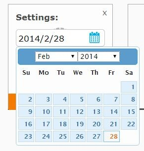 add-on end date