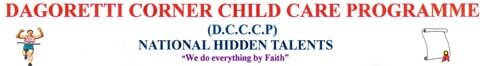 Dagoretti Corner Child Care Programme