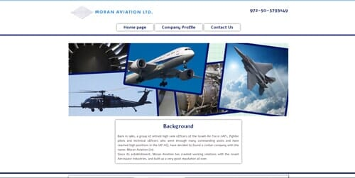Moran Aviation Ltd.