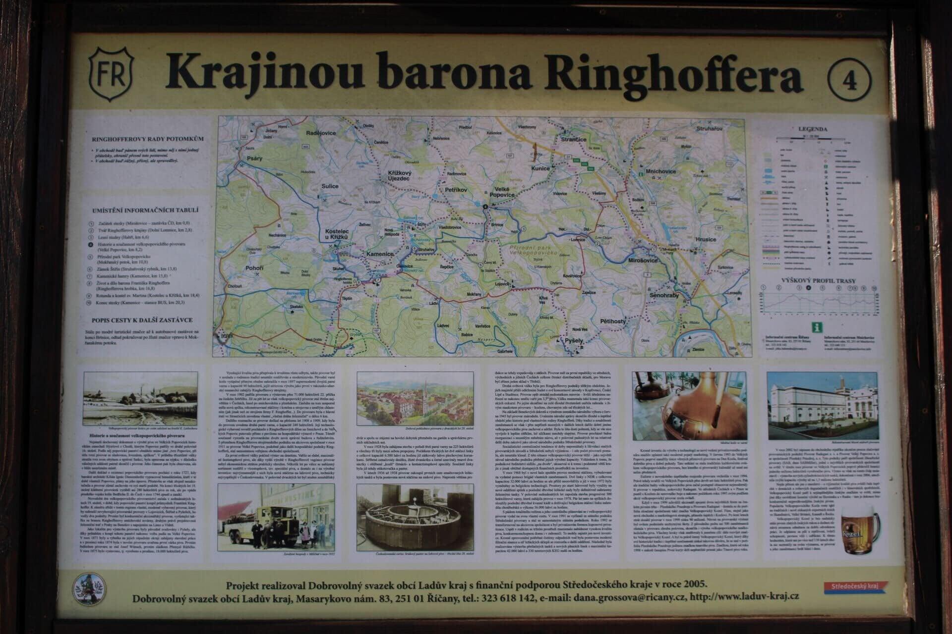 Krajinou barona Ringhoffera