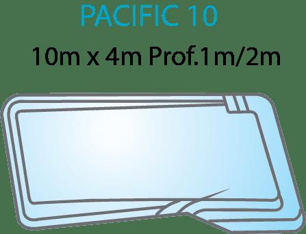 Piscina Pacific 10