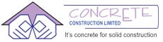 Concrete Construction Limited Logo