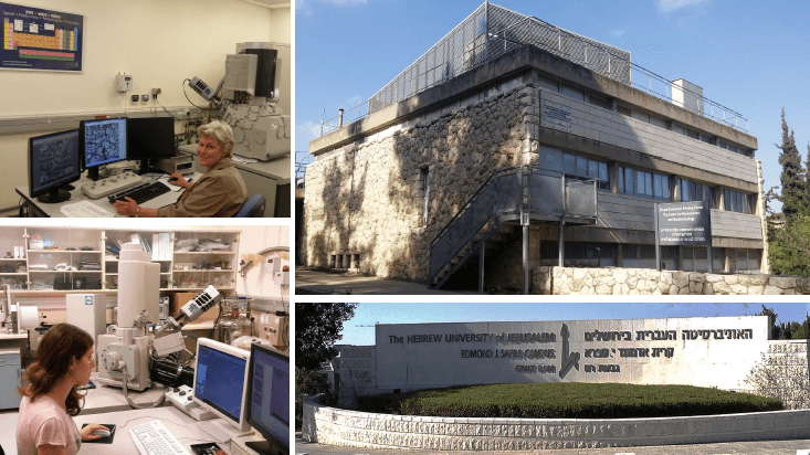 Ray techniques at the Hebrew University
