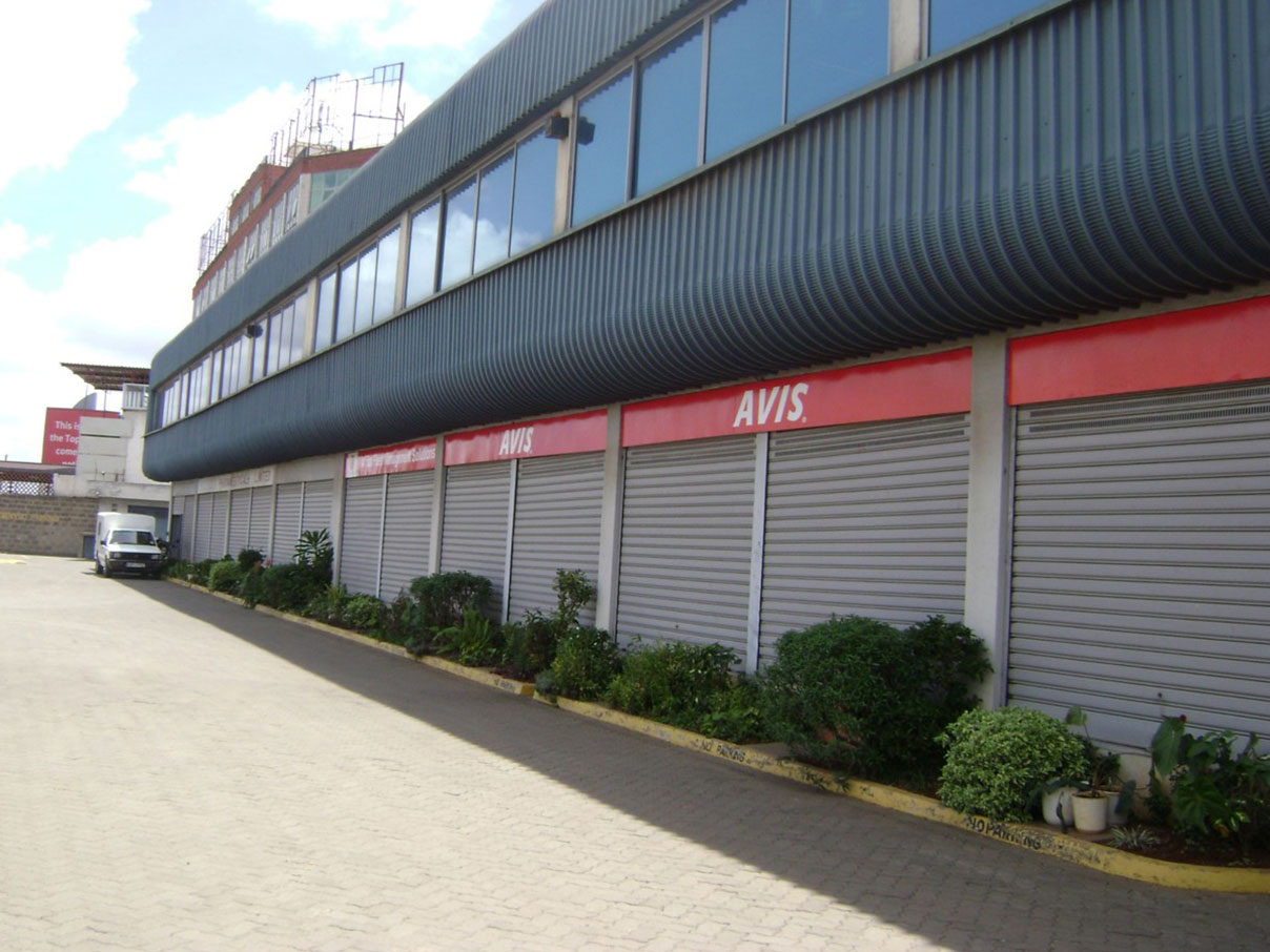 Warehouses & Offices for Insales ltd, Nairobi