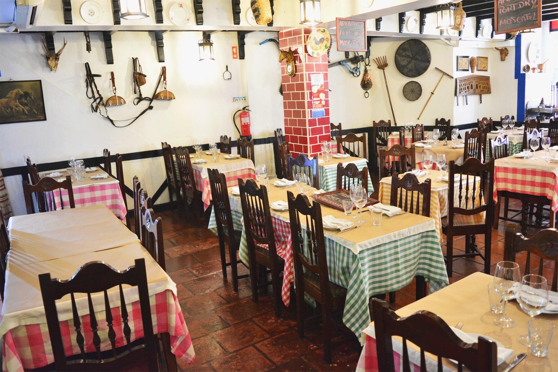 Restaurante cocheira Alentejana
