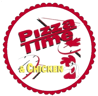 Pizza Time & Chicken Logo