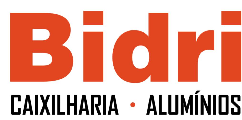 Bidri-Alumínios e Estores Lda Logo