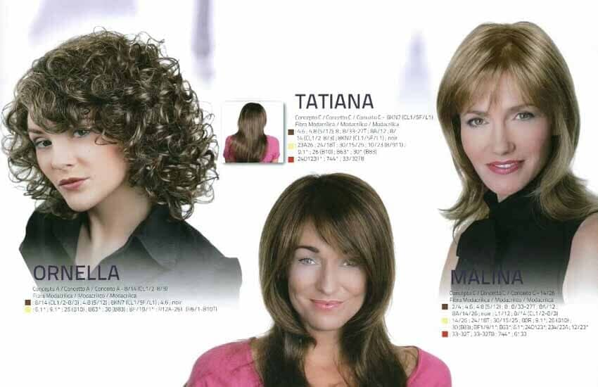 Hairpieces for Women