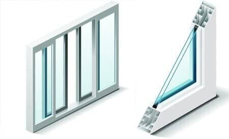 PVC Frames for Doors
