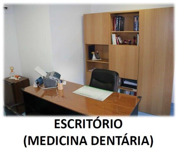 escritório de medicina dentária