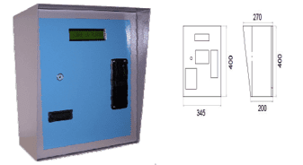 coin accepter for weighbridge 2