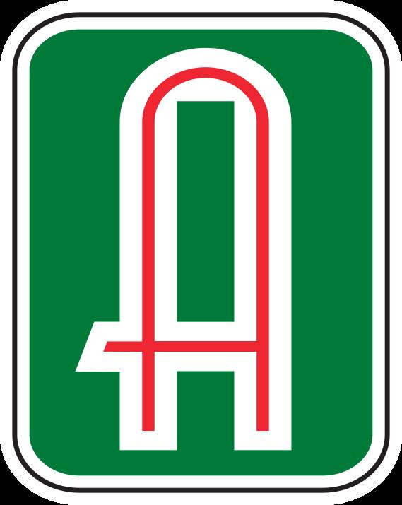 Almandine Corporation Logo