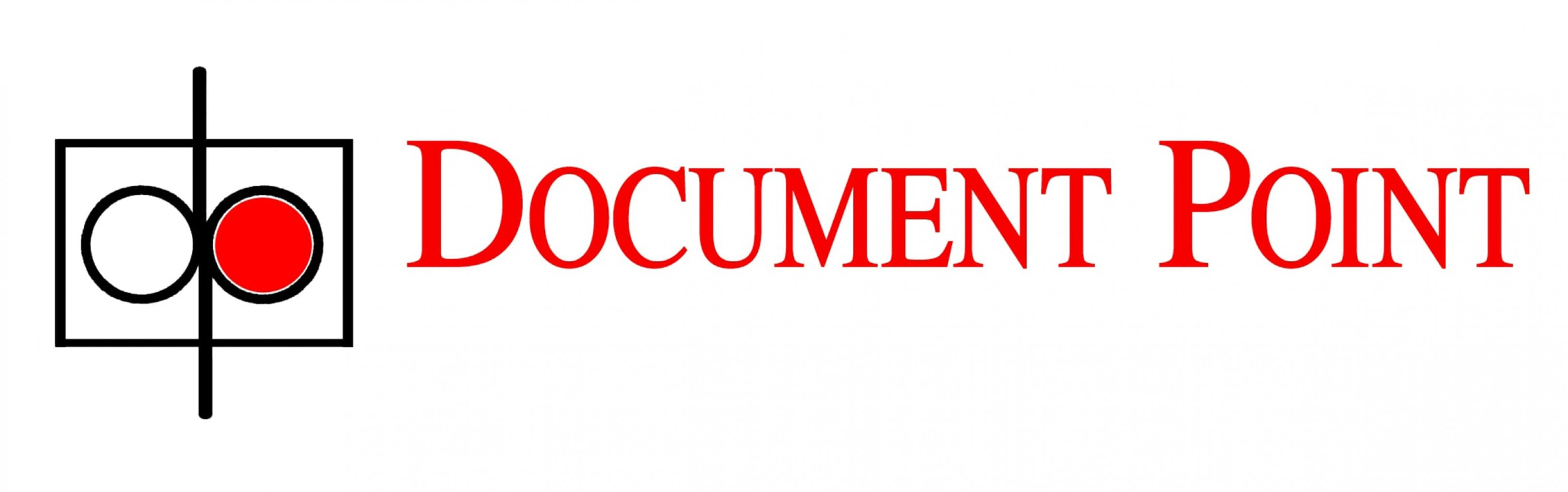 logo document point