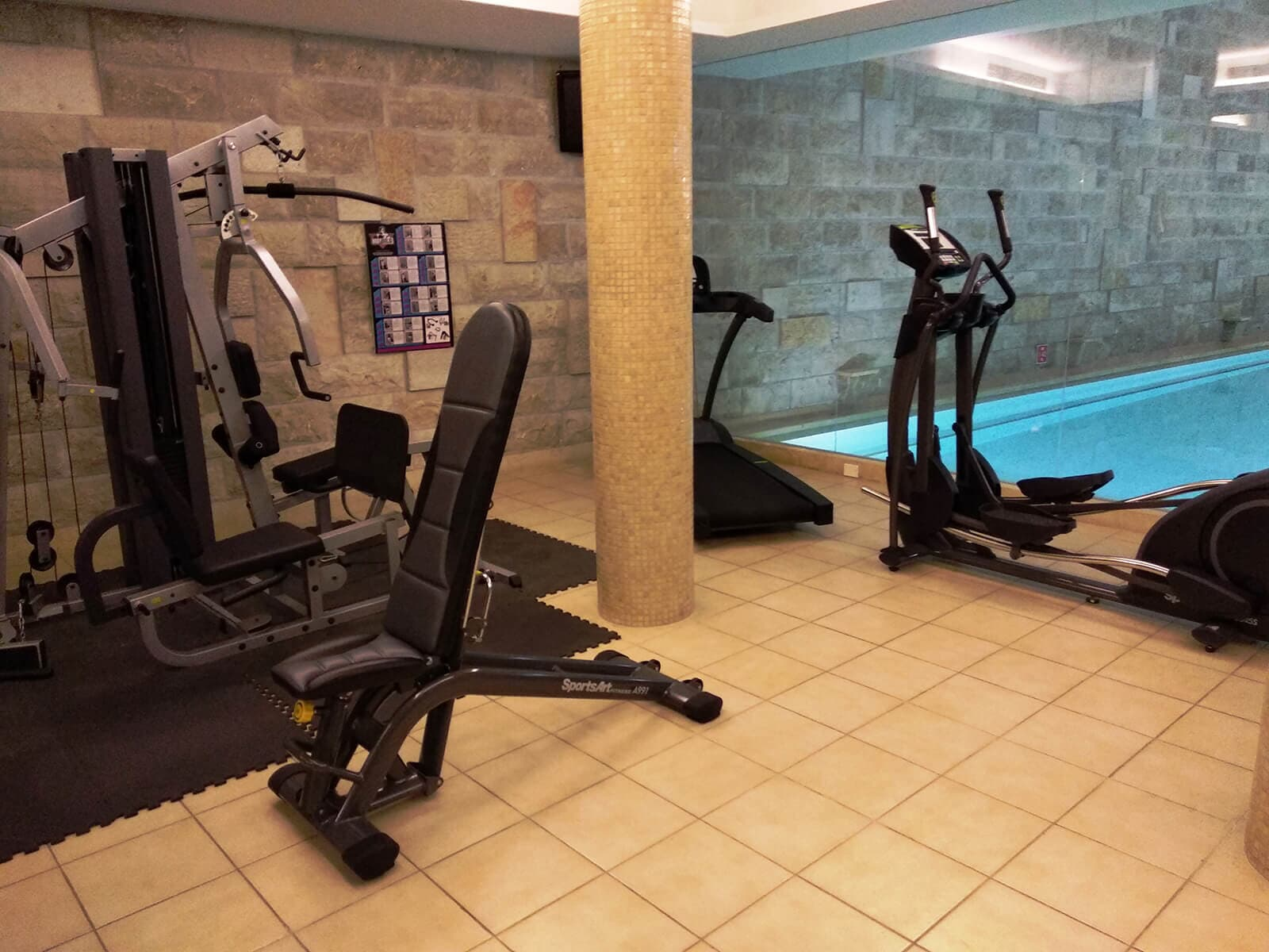 GTM AND POOL