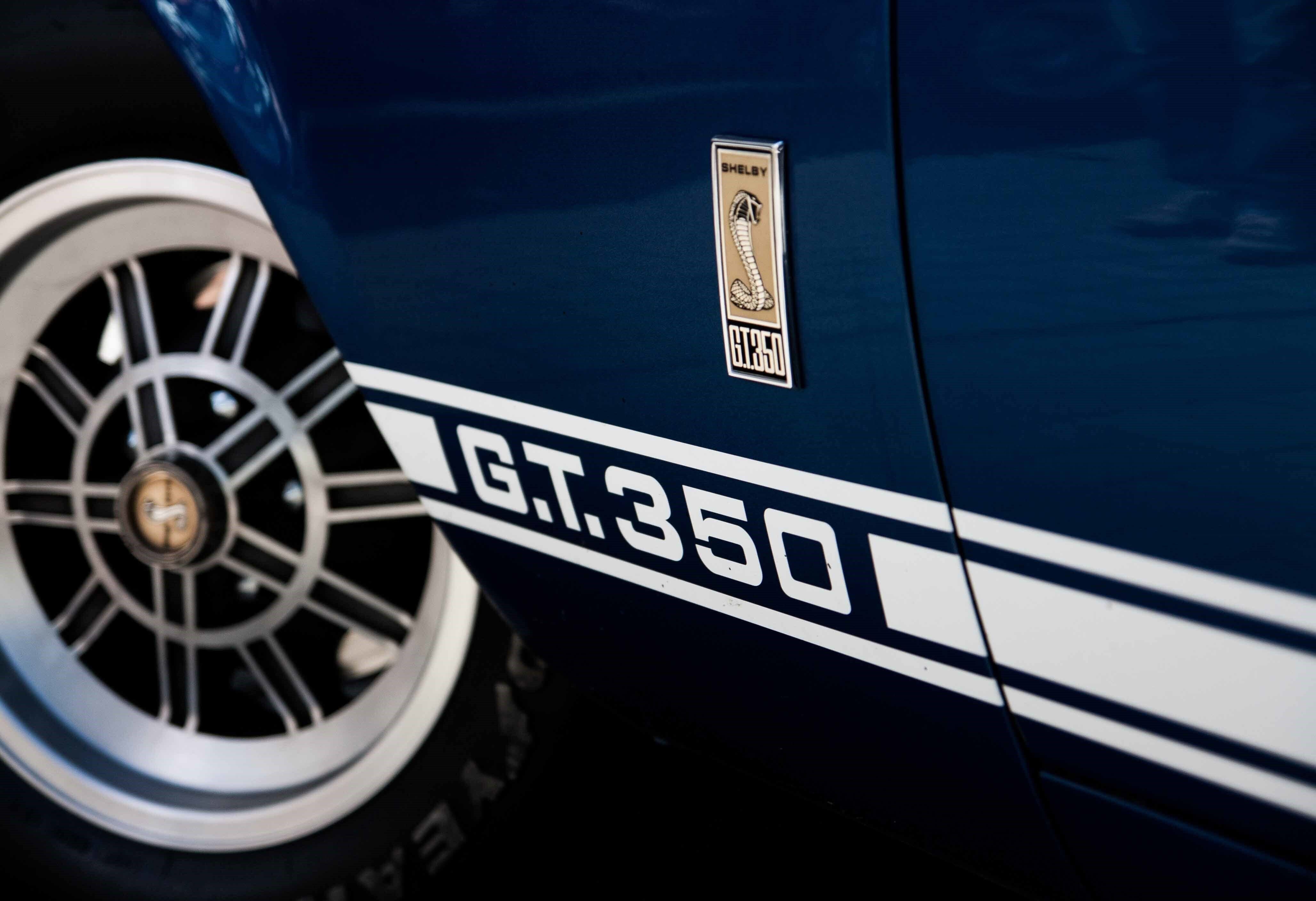 Ford gt 350