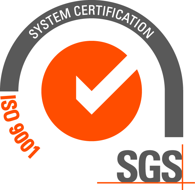 ISO9001:2015 We are certified to ISO 9000 since year 2000.