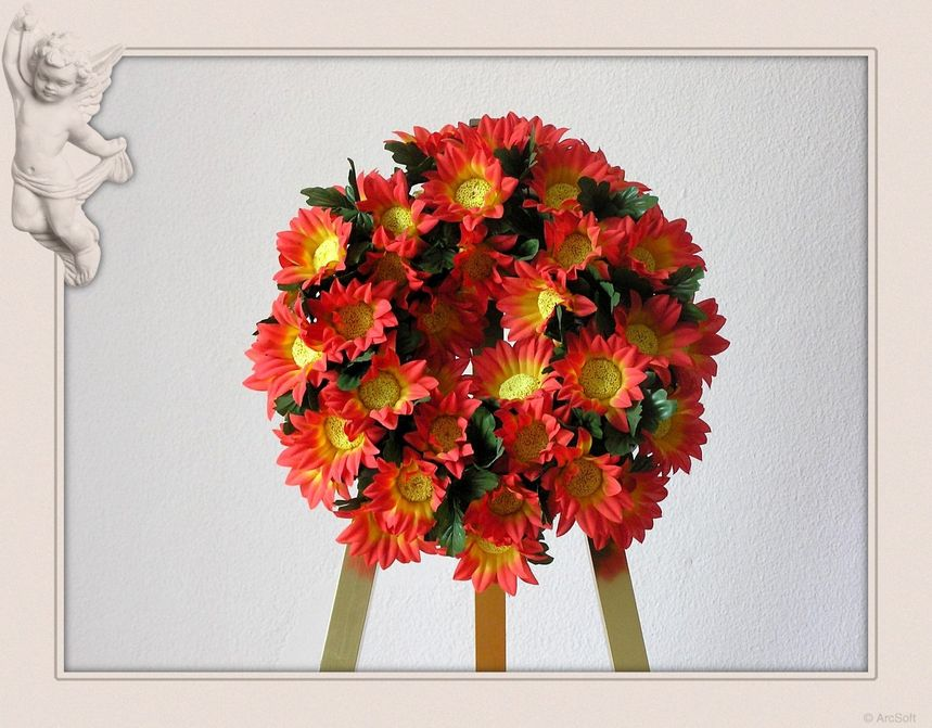 Flowers for Funeral Services