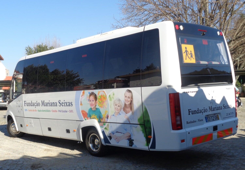 Fundação Mariana Seixas - Autocarro Novo