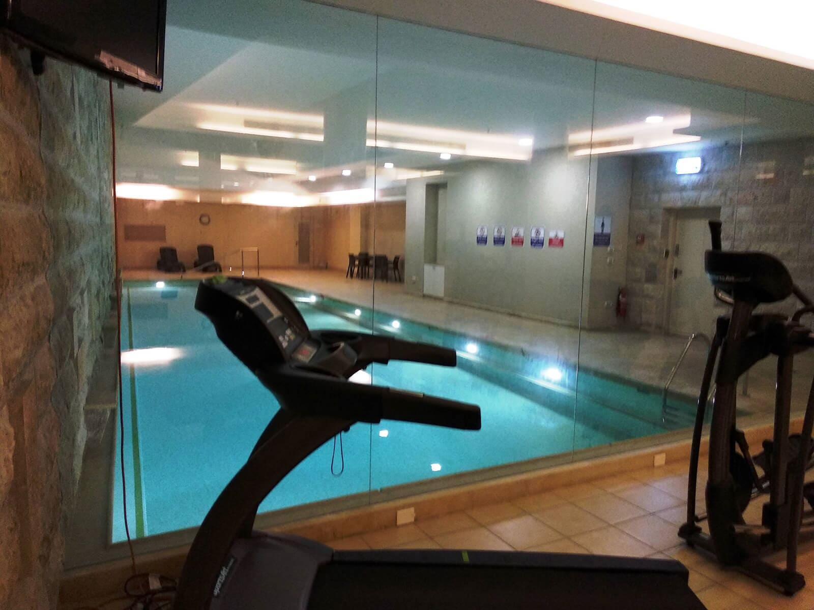 Pools and Gyms