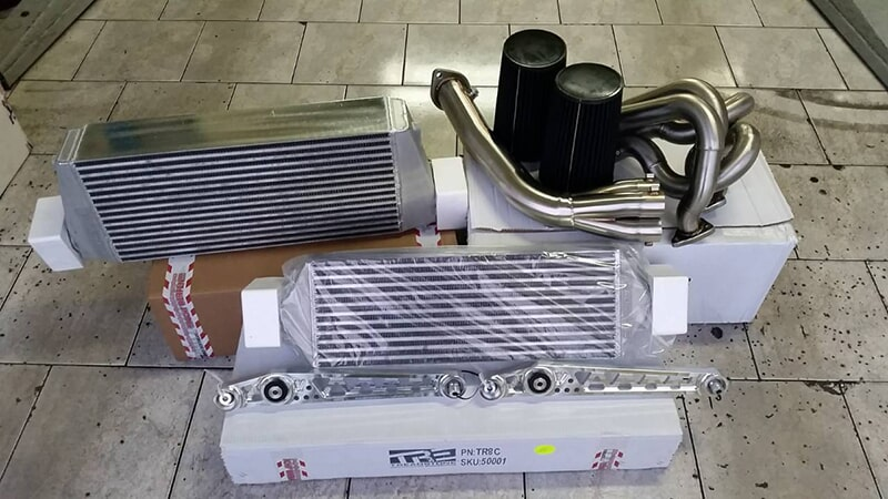 Intercooler Treadstone, 400-1500 HP (USA)