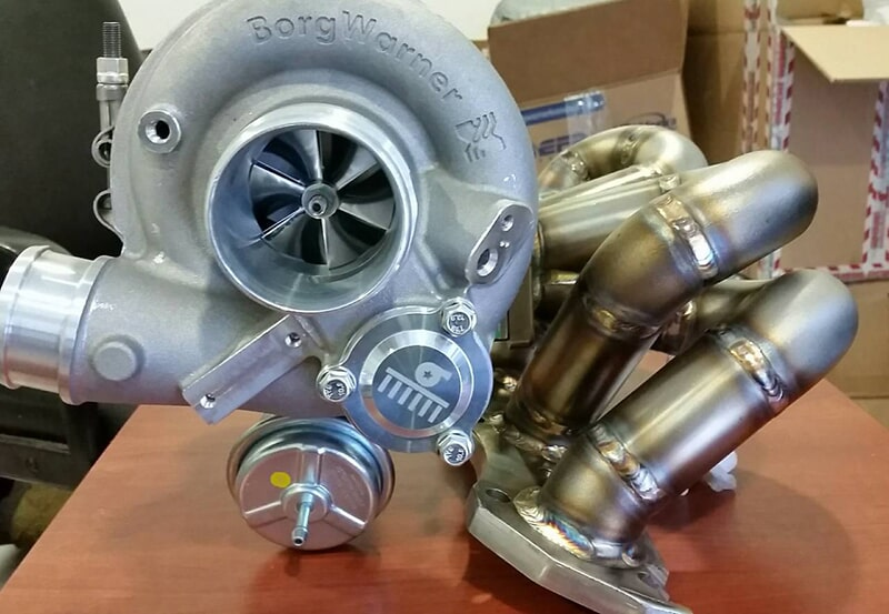 BorgWarner EFR series 6258 (USA)