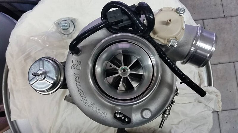 BorgWarner EFR series 6758 (USA)