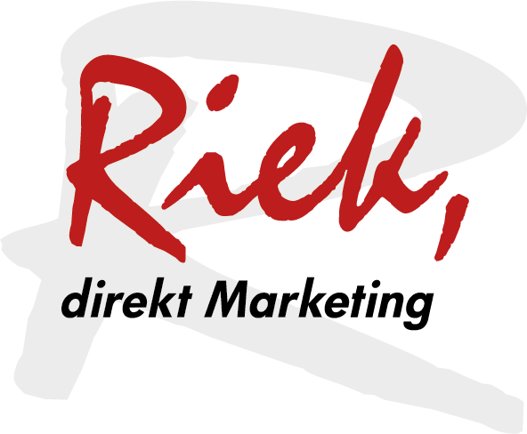 Riek, direkt Marketing Logo
