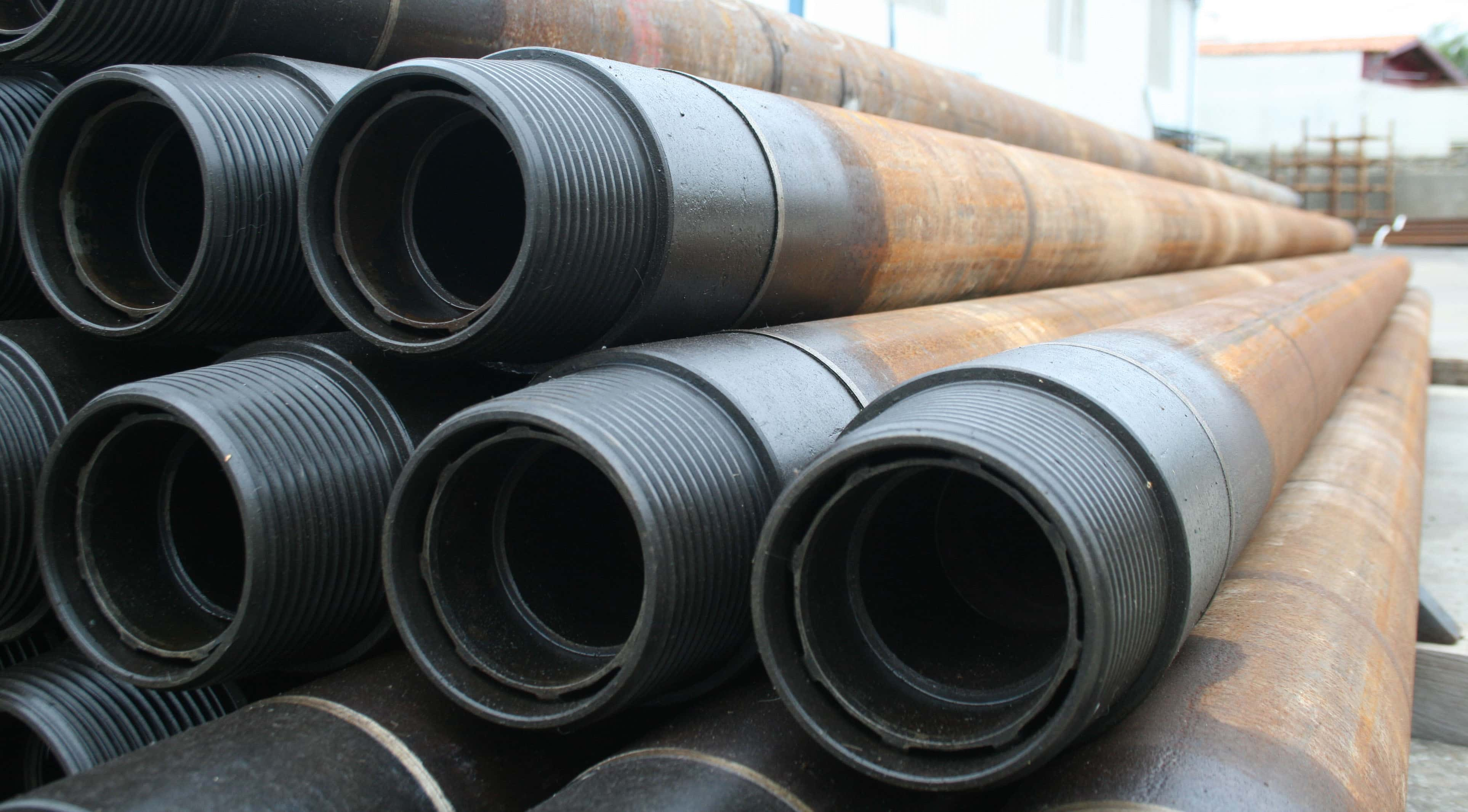 DTH Drill Pipes 4