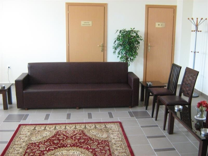 Corpse and Relatives' reception area by PACHOUMIS Funeral Home in Thessaloniki