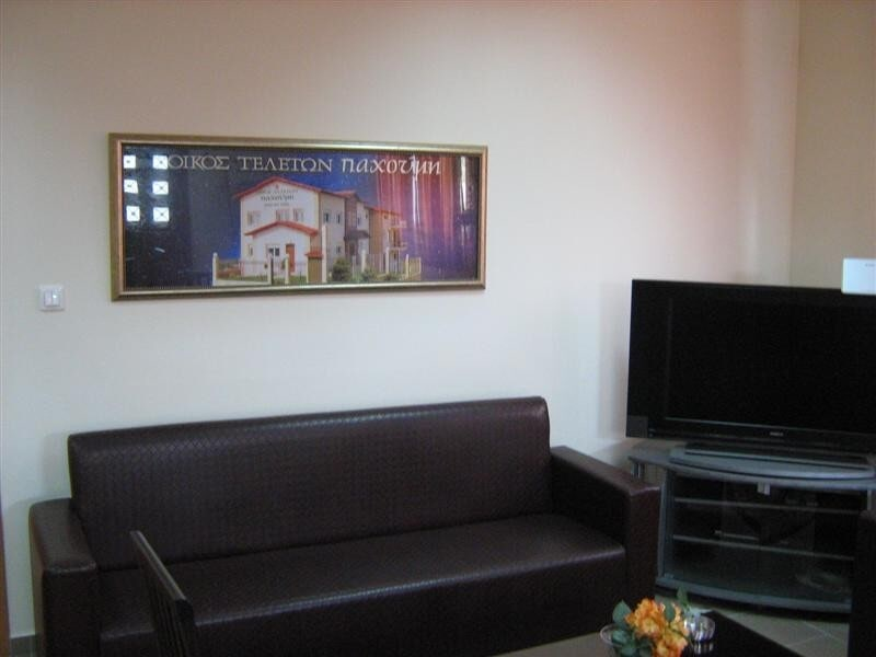 Gathering areas by PACHOUMIS Funeral Home in Thessaloniki