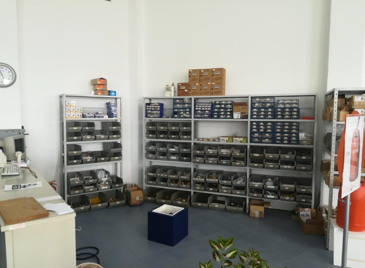 Parts for Stoves