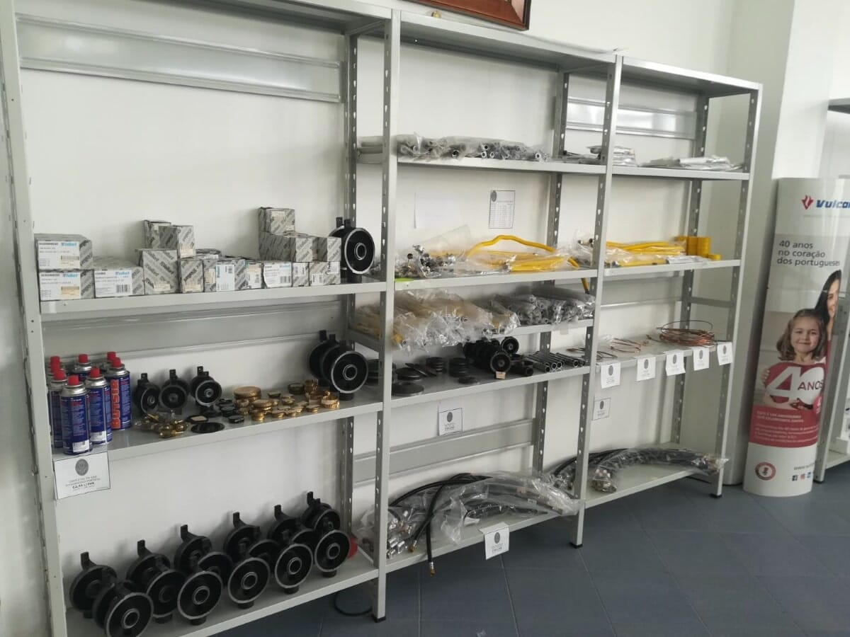 Parts for Heaters