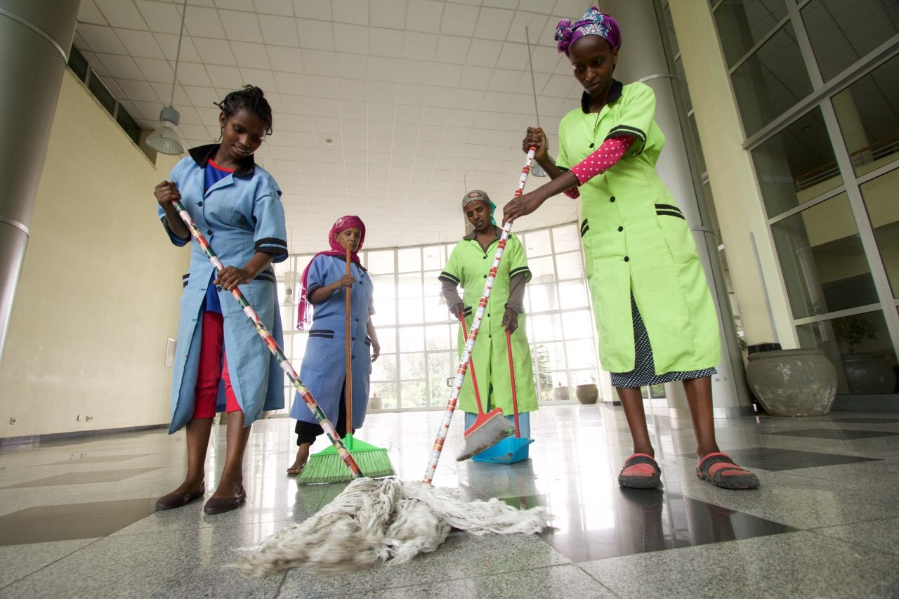 Cleaning Services in Addis Ketema