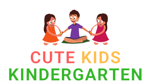 Cute Kids Kindergarten