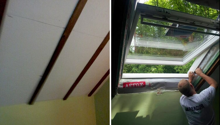 Velux-GPU Dachfenster