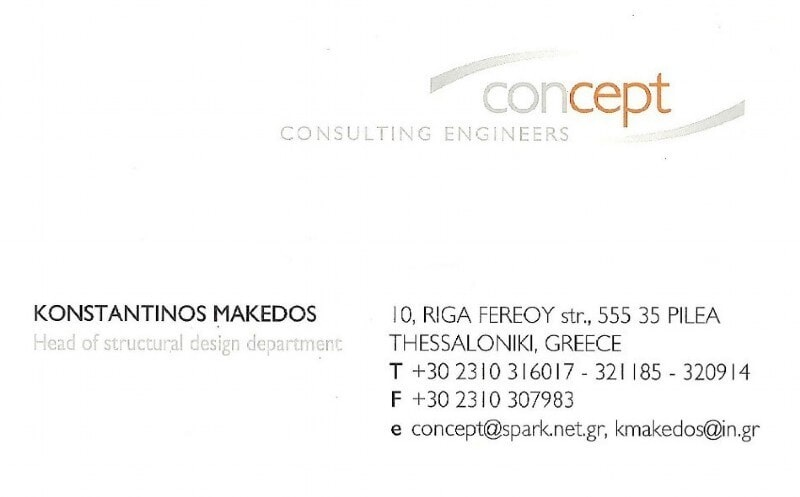 consept - CONSULTING ENGINEERS