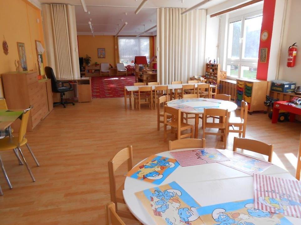 Mateřská škola V Parku Rakovník, Frant. Diepolta 2249