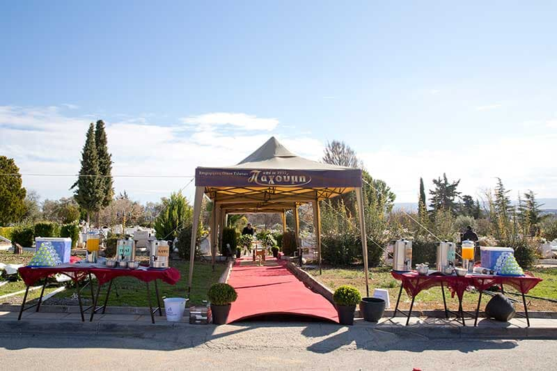 Events by PACHOUMIS Funeral Home in Thessaloniki