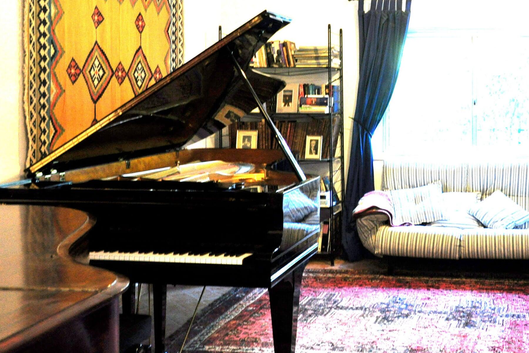 Tadeu Nóbrega - Aulas de piano