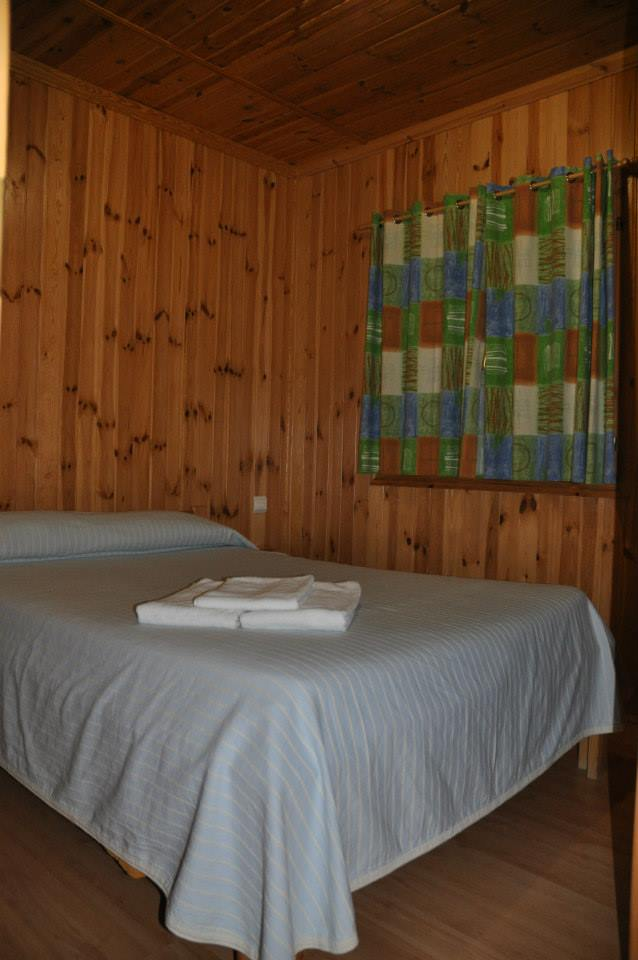 Bungalow - Couple's Bedroom
