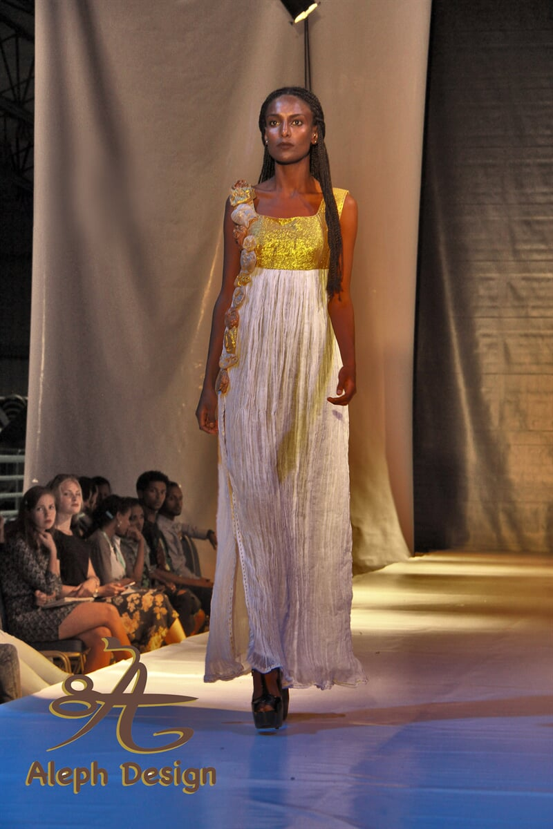 Ethiopian fashion week @ miliniuem hall