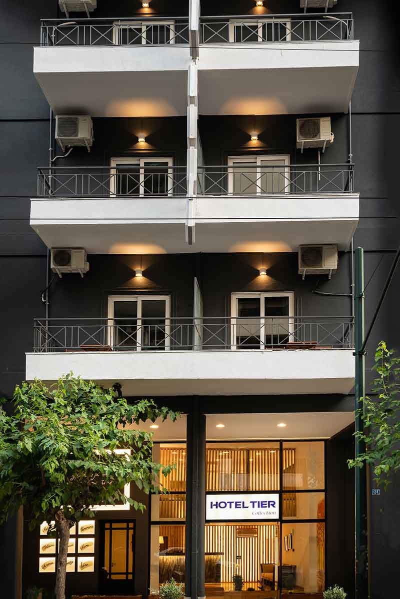 Tier Collection Hotel