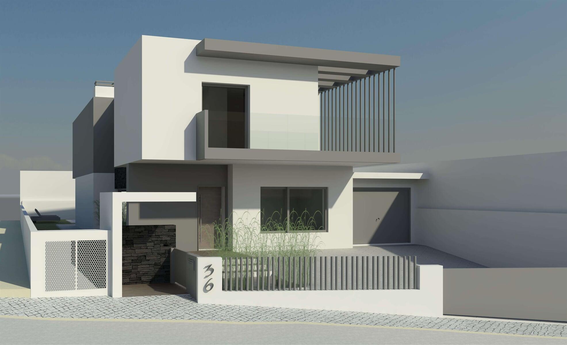 Gabinete de Arquitectura em Almada - Carlos Alberto Gomes ArquitectosProjectos de Arquitectura Habitacionais Projetos de Equipamentos e Serviços Carlos Alberto Gomes Arquitectos Associados 12