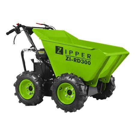 mini dumper zipper