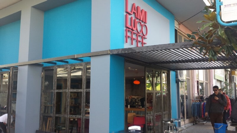 Lamilu coffee