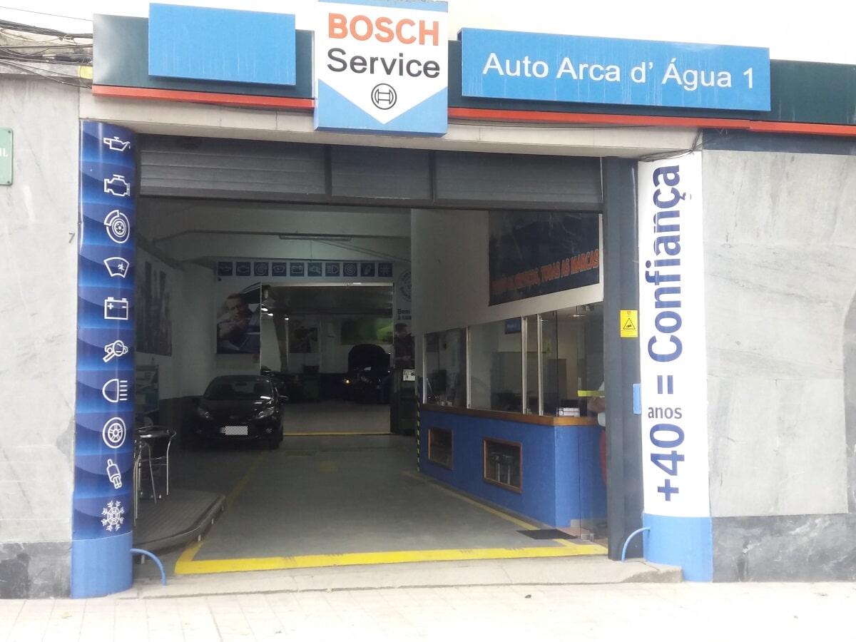 3 Oficina Automovel Auto arca d'agua Porto