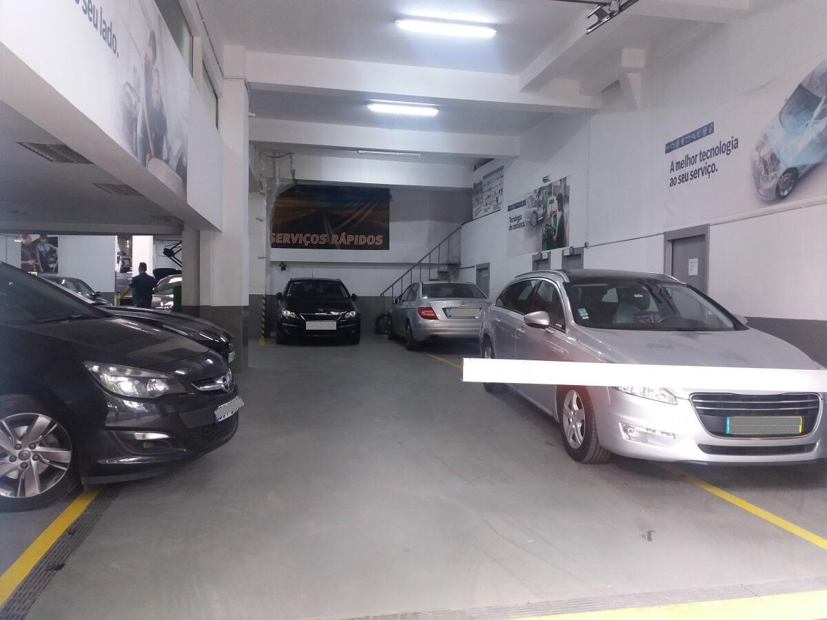 6 Oficina Automovel Auto arca d'agua Porto