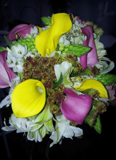 Arranjos Flores para Igrejas Ramos de Noiva Florista Santa Teresinha 4
