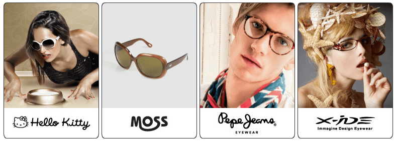 Hello Kitty, Pepe Jeans, Moss, X-Ide entre outras